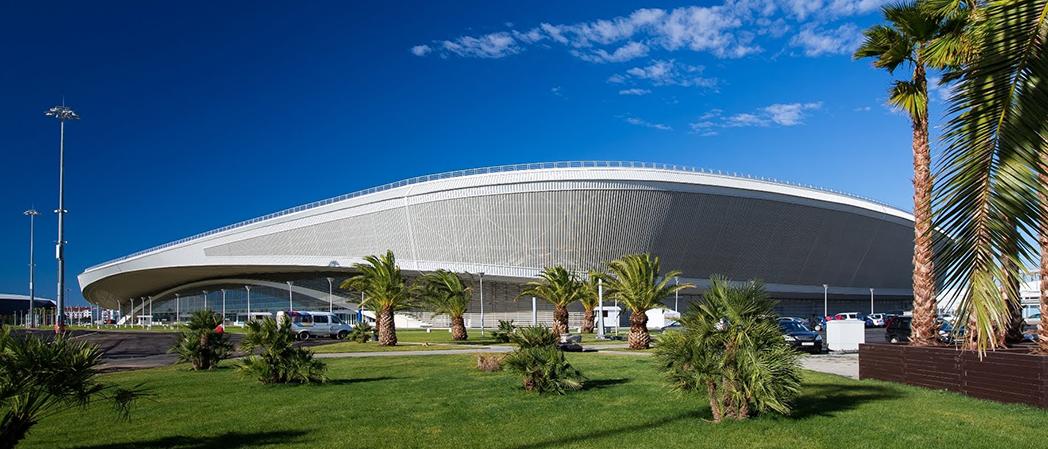 Адлер-арена в Сочи
