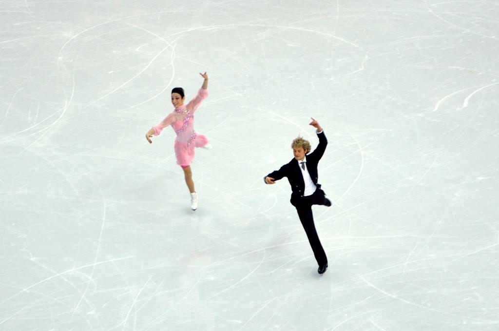 Танцоры на льду